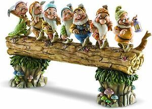 Disney Traditions Seven Dwarfs Homeward Bound Figurine