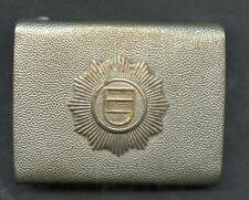 Original Koppelschloss Deutsche Demokratische Republik Germany