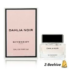 BNIB Givenchy Paris Dahlia Noir Eau De Parfum Mini, 0.17 fl oz./ 5 ml