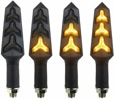 For Hyosung GT250R/GT650R Flowing Indicator Front Left/Rear Right (4pcs)