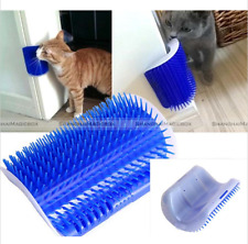 Plastic Cat Pet Wall Corner Scratching Scratch Board Mat Post Tree Scratcher