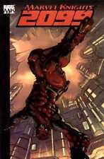 Marvel Knights 2099 GN Robert Kirkman Pat Lee Daredevil Punisher OOP New NM