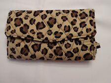 Vera Bradley Strap Wallet - Leopard