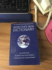 Webster's New Dictionary by Michael Agnes ( Editor)