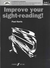 Improve Your Sight-Reading! Piano: Grade 7 By Paul Harris