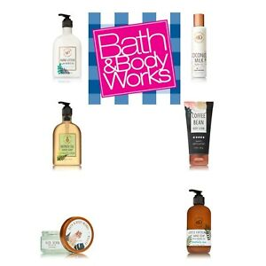 Bath and Body Works Paradise Awaits Body Care