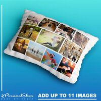 Personalised Photo Pillowcase Cushion Pillow Case Cover Custom Gift 11 pics