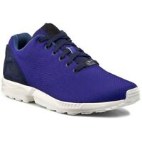 adidas Originals Womens ZX Flux Weave Trainers B34471 RRP £75 (M3)