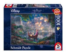 Schmidt Spiele Thomas Kinkade Disney Rapunzel Puzzle (59480) - 1000 Teile