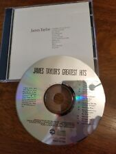 Taylor, James : Greatest Hits CD, like new, no scratches