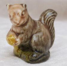 Wade squirrel china ornament British wildlife woodland animal