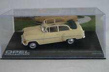 Modellauto 1:43 Opel Collection Opel Olympia Rekord Cabrio-Limousine Nr. 5