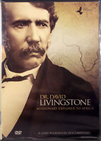 Dr David Livingstone Missionary Explorer To Africa NEW DVD Documentary Biography