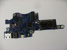 Samsung NP900X3C Series USB Audi SD Card Reader Board BA92-09391A (V34-10)