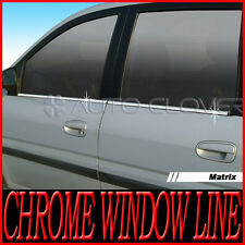 Chrome Window Line Sill Trim For Hyundai Matrix Lavita