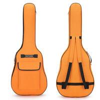 40/41 '' Guitar Backpack with Shoulder Straps Guitar Bag Cover Acoustic Folk New