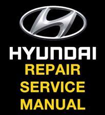 HYUNDAI TUCSON 2010 2011 2012 2013 2014 2015 SERVICE REPAIR MANUAL