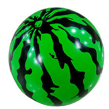 1Pc Inflatable Watermelon Shape Ball Swimming Pool Beach Game Toy Children Gift