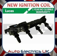 CITROEN PEUGEOT IGNITION COIL PACK NEW LUCAS OE QUALITY