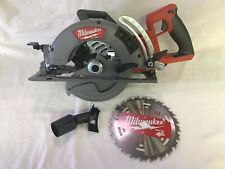 Milwaukee 2830-20 FUEL 18V Cordless 7-1/4 in. Rear Handle Circular Saw (NEW)