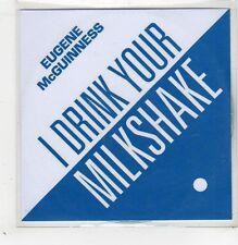 (GB400) Eugene McGuinness, I Drink Your Milkshake - 2014 DJ CD