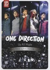 ONE DIRECTION - UP ALL NIGHT-THE LIVE TOUR  DVD++++++++++++++ NEU