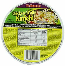 Mr. Noodles Chicken Kimchi (12 x 86g) - Ready Meals
