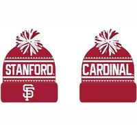 2018 SF GIANTS STANFORD  UNIVERSITY BEANIE CAP HAT SGA SAN FRANCISCO