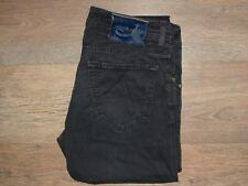 HANDMADE JACOB COHEN Jeans Ash Dark Grey Slim Fit Denim W32 L33 Button Fly