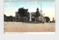 PPC POSTCARD NEW YORK MALONE HOWARD HOUSE AND PARK UNDIVIDED BACK