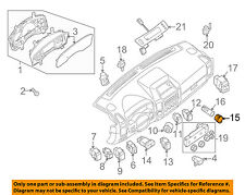 NISSAN OEM Dash Cluster Switch-Ring 25339ZV60A