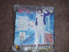 Deluxe Child Speed Racer Costume Small 4-6