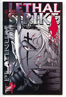 Lethal Strike 1 London Nights 1995 NM- Platinum Stryke