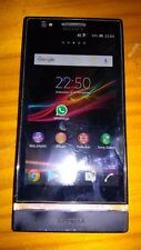 Movil sony xperia P