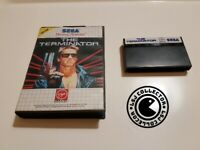 The terminator - Sega - master system - PAL