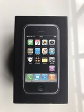 Apple iPhone 1st Generation - 8GB - Black (O2) A1203 (GSM) Great Condition!!!