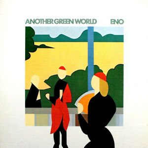 Brian Eno– Another Green World- LP  1975  ITALY