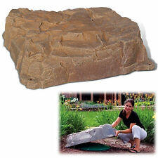 DekoRRa Autumn Bluff Model 112AB Fake Rock Septic Cover - Must Know Sizing Tips