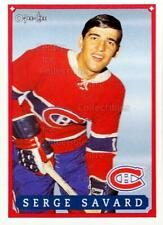 1993 O-Pee-Chee Montreal Canadiens Hockey Fest #4 Serge Savard