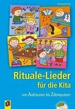 Rituale-Lieder für die Kita - 9783834608444 PORTOFREI