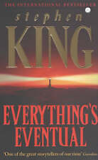 Everything's Eventual, Stephen King, Used; Very Good Book