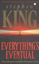 Everything's Eventual, By Stephen King,in Used but Acceptable condition