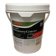 Rutland Castable Refractory Cement, 25-Pound New