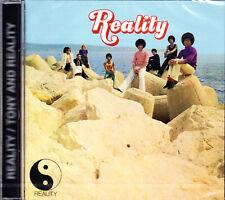 REALITY reality/tony and reality (2on1) CD  NEU OVP/Sealed