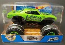 "2017 Hot Wheels Monster Jam Truck ""Gas Monkey Garage"" 1/24 Brand New HW Diecast!"