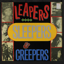 VARIOUS: Leapers Sleepers And Creepers LP (UK, sm toc) Soul