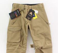 Burton Covert Men's Snowpants in Kelp/Tan SZ S