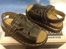 Dr. Martens Kids Buckle Fisherman Sandals UK Size 1-5 / US Size Kid 2-6 /Women 7