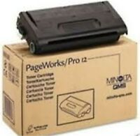 Genuine Minolta 0936-606 Cartridge 0936606 (1)  for use in PageWorks PagePro 12
