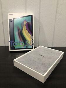 "SAMSUNG Galaxy Tab S5e - 10.5"" - 128GB - Black"